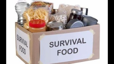Preppers! Do You Eat & Rotate Your Survival Food?