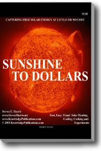 Sunshine to dollars