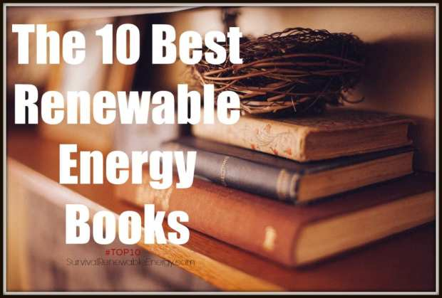#TOP10 – The 10 Best Renewable Energy Books