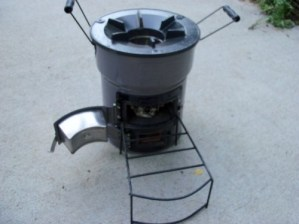 EcoZoom Versa Rocket Stove Review