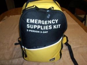 REI Emergency Supplies Kit