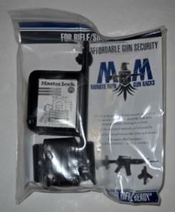 MinuteMen Gun Rack