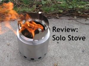 Solo Stove - cover