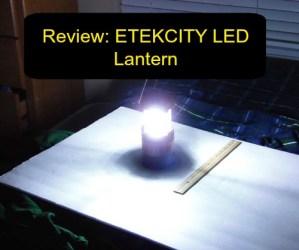 ETEKCITY review