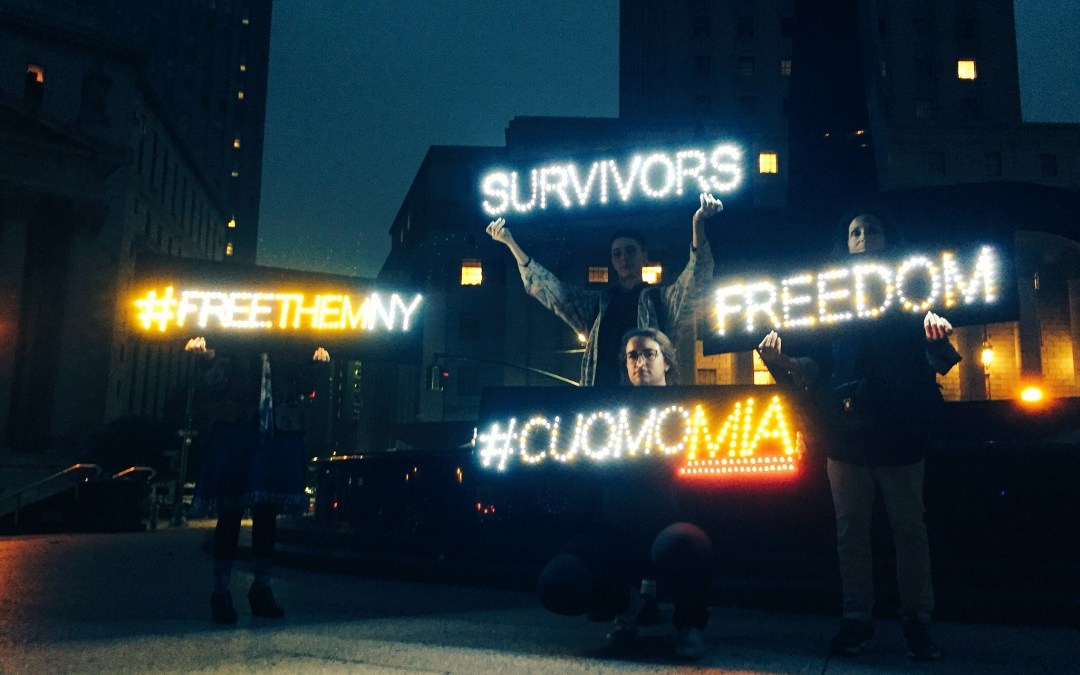 How Organizers Made Survivors' Incarceration an Issue in the Cuomo/Nixon Race