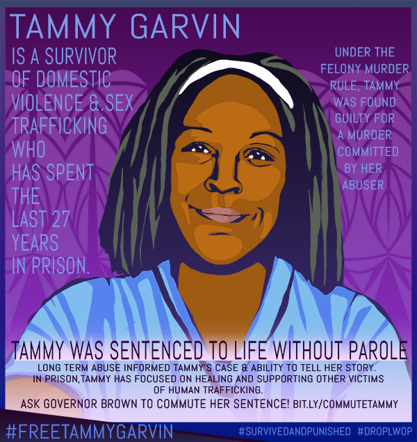 Tammy Garvin's Sentence Commuted!