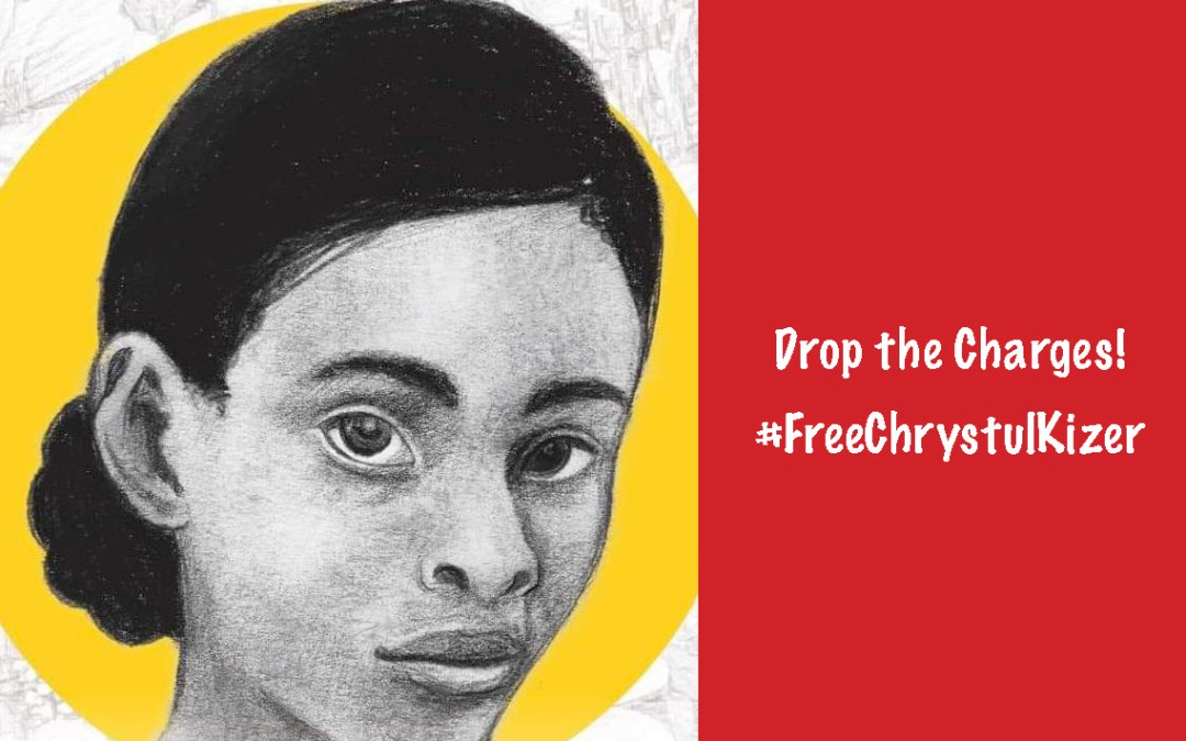 The #FreeChrystul defense campaign has a new site!