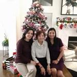 family photo, Christmas, family