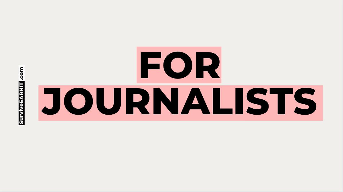 EaRN IT for journalists