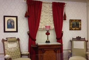 Walt Disney family museum firehouse apartment replica