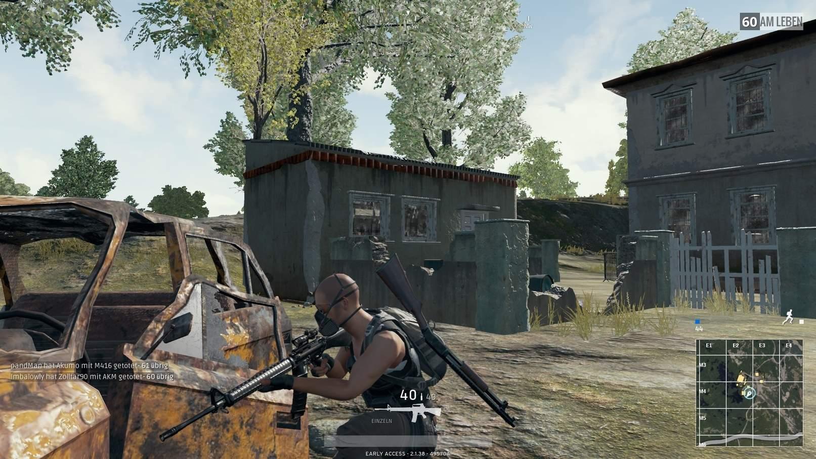 PU Battlegrounds PlayerUnknown Tips Strategie Anfänger
