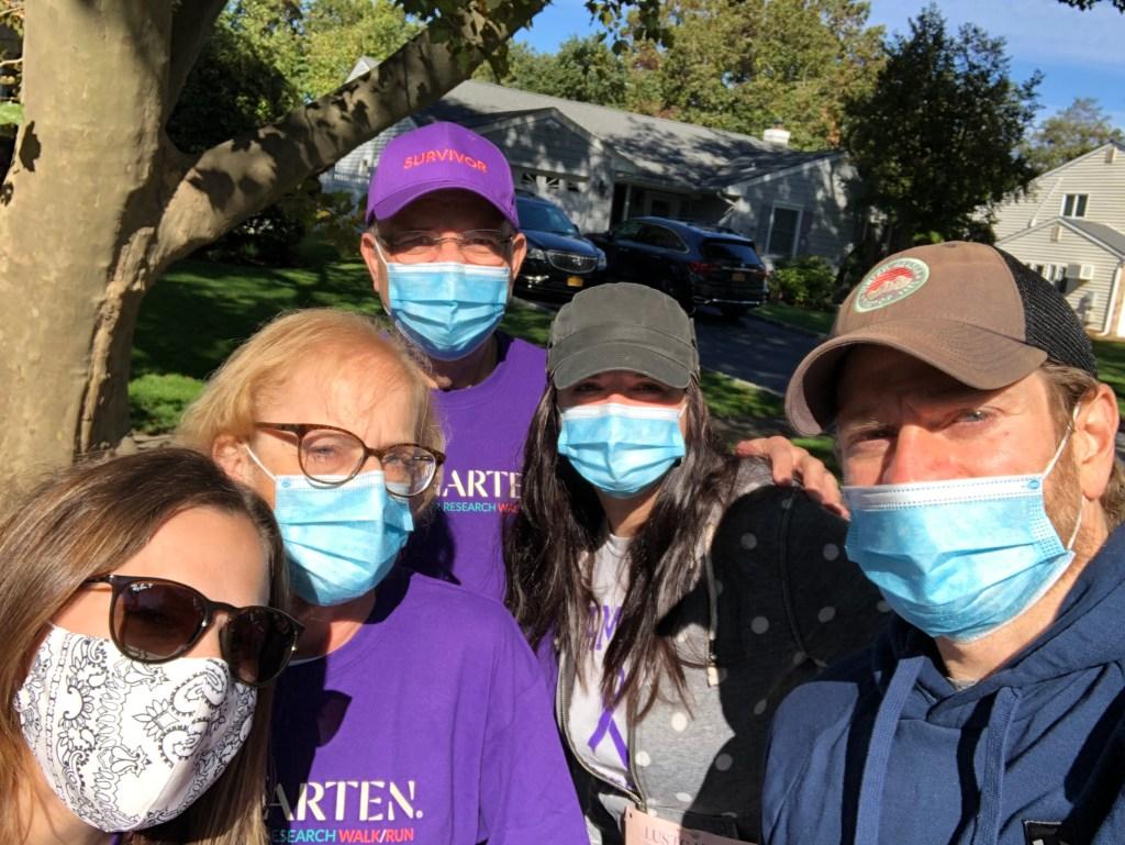 Team Joel Walks for Pancreatic Cancer Research