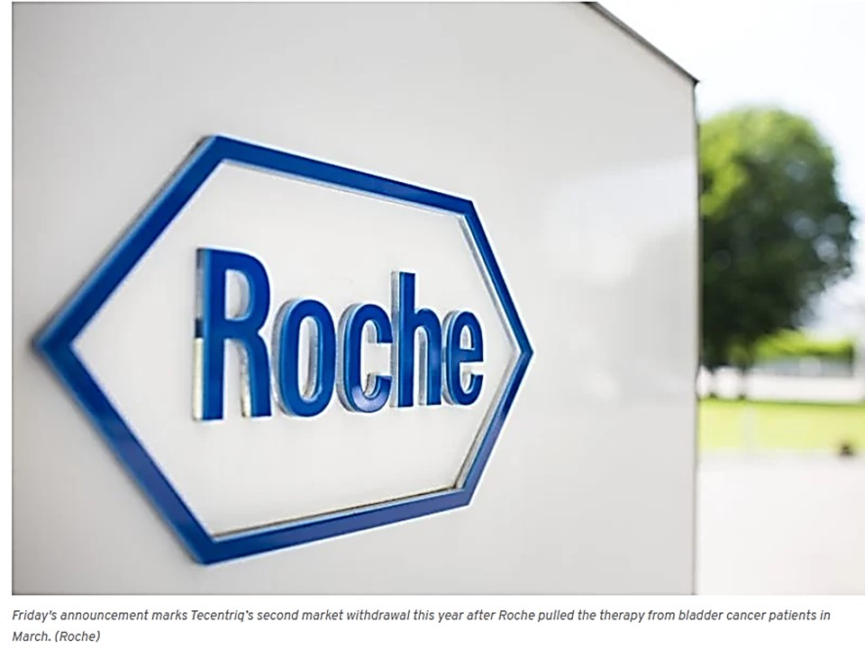 Roche Pulls the Plug on Breast Cancer Drug