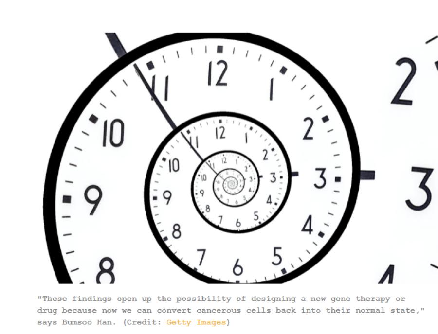 """Time Machine"": The Latest Pancreatic Cancer Advances"