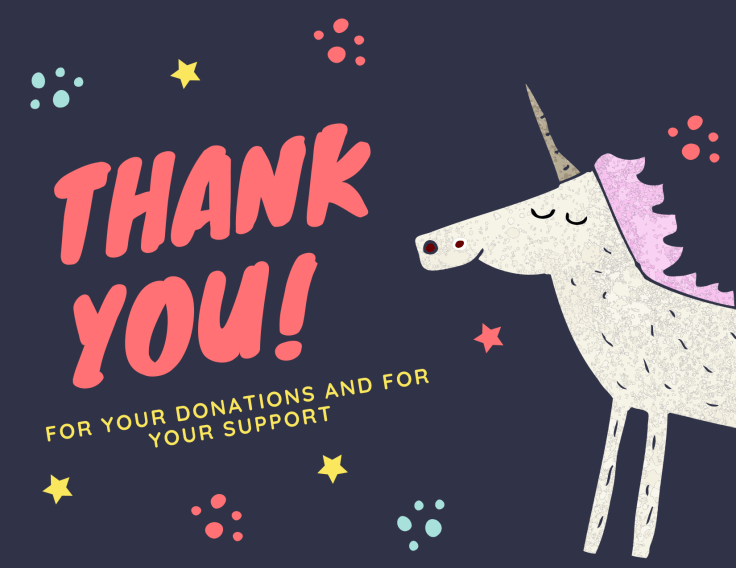 Pink-Blue-Illustrated-Unicorn-Thank-You-Postcard