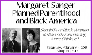 Margaret Sanger And The Eradication Of The Black Race