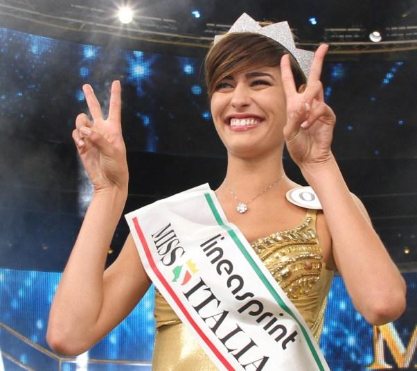 20/09/2015 Jesolo - Concorso di bellezza Miss Italia - Alice Sabatini Miss Italia 2015