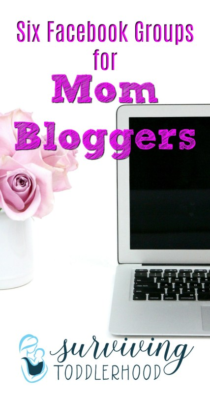 Six Facebook Groups for Mom Bloggers. My favorite Facebook support groups for mom bloggers, this list includes those specifically for momma bloggers, as well as those which seek to connect women authors of all kinds.  #blogging #momblog #momboss #bloggingtips Motherhood | Mom Life | Christian Mom | Blogging Tips | Mothering | Stay at Home Moms | Work at Home Moms | #stayathomemoms #sahm