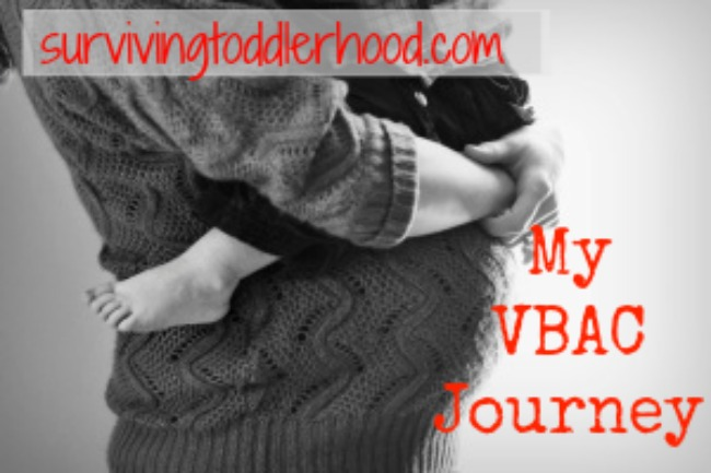 My VBAC Journey: Cameron's Birth Story- Part 2