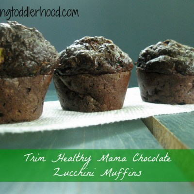 Chocolate Zucchini Flax Muffins {Gluten Free, Grain Free, Sugar Free, GAPS, Trim Healthy Mama, Low Carb}