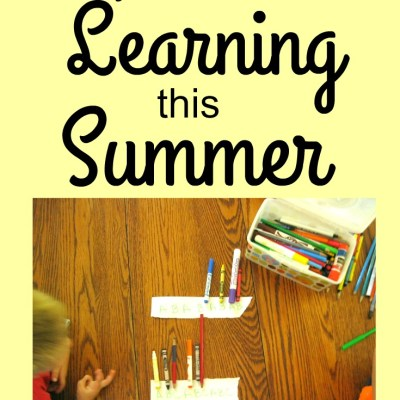 Use the Power of Play to Unlock Learning this Summer