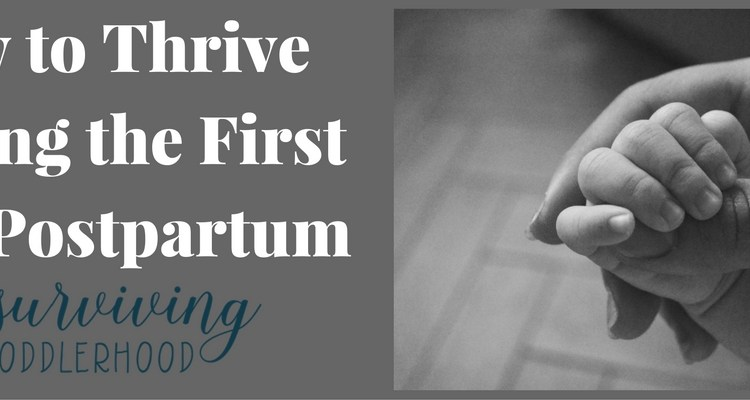 Thriving During the First Year Postpartum