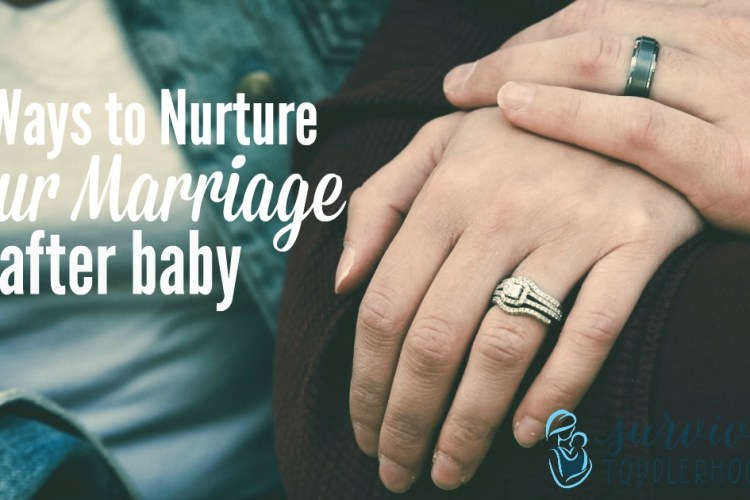 Nurturing Your Marriage after Baby Is Born
