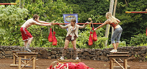 Survivor South Pacific episode 04