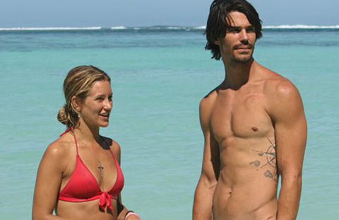 Survivor South Pacific - Whitney Duncan and Keith Tollefson