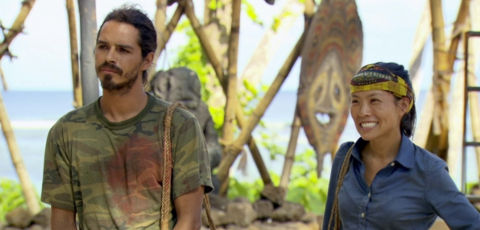 Survivor South Pacific episode 14