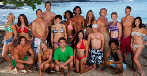 Survivor One World cast
