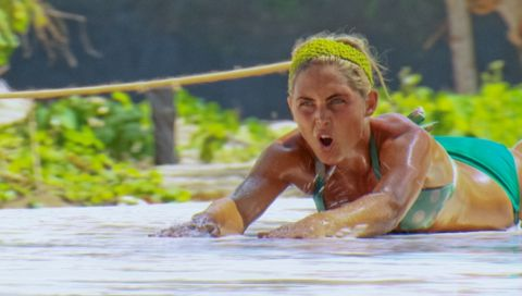 Survivor 2012 One World episode 11