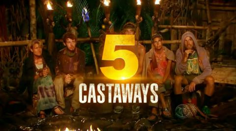 Survivor Caramoan - 5 Castaways remain