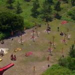 Survivor 2013 Blood vs Water - Episode 02 Immunity Challenge 05