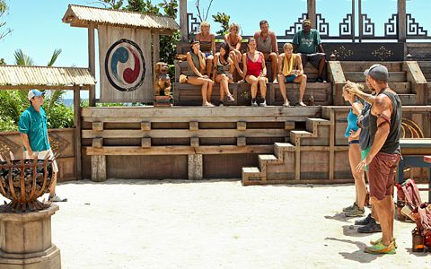 Survivor 2013 Week 5 Redemption Island