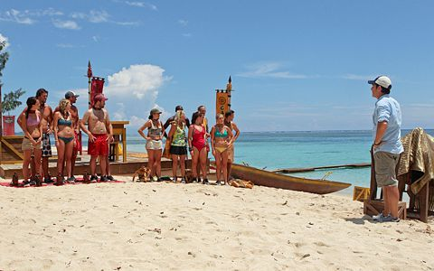 Survivor 2013 Episode 4