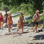 New Galang tribe on Survivor 2013 02