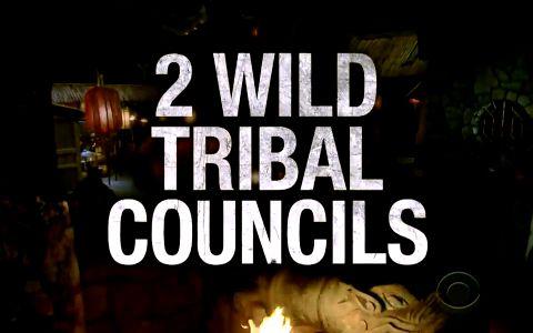 Survivor 2013 - Episode 9 - 2 Tribal Councils