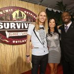 Tyson with Monica & Gervase