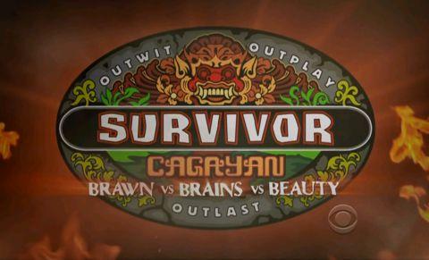 Survivor 2014 Brawn Brains Beauty