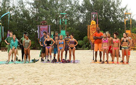 Survivor 2014 Week 2 challenge