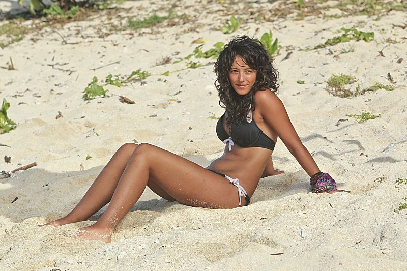 Alexis Maxwell on Survivor