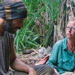 Tony and Kass on Survivor 2014 finale