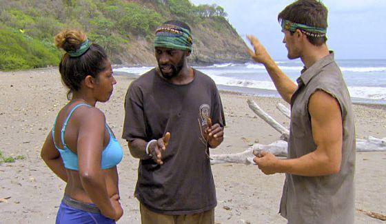 Survivor 2014 castaways plot their next move