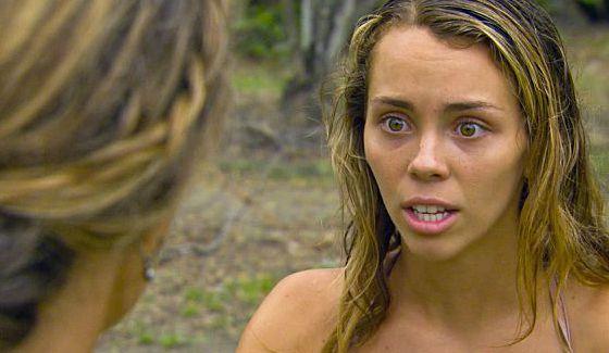 Survivor 2014 - Episode 13 'Make A Move' - Source: CBS