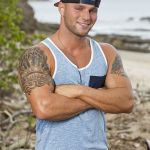 Rodney Lavoie Jr on Survivor 2015