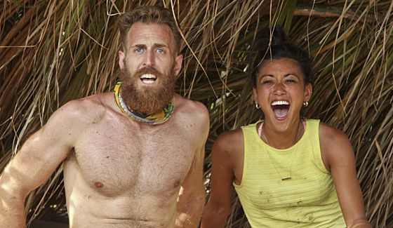 Max Dawson & So Kim on Survivor 2015