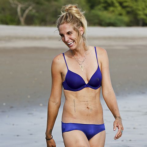 Sierra Thomas on Survivor 2015