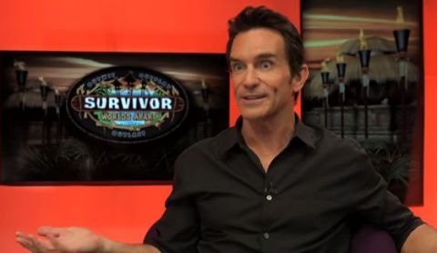 Jeff Probst talks Survivor 2015 Worlds Apart