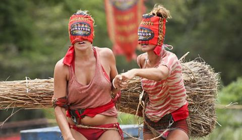 Blind leading the blind on Survivor 2015